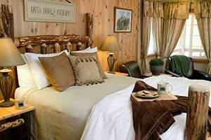 Carson Ridge Private Luxury Cabins and B&B
