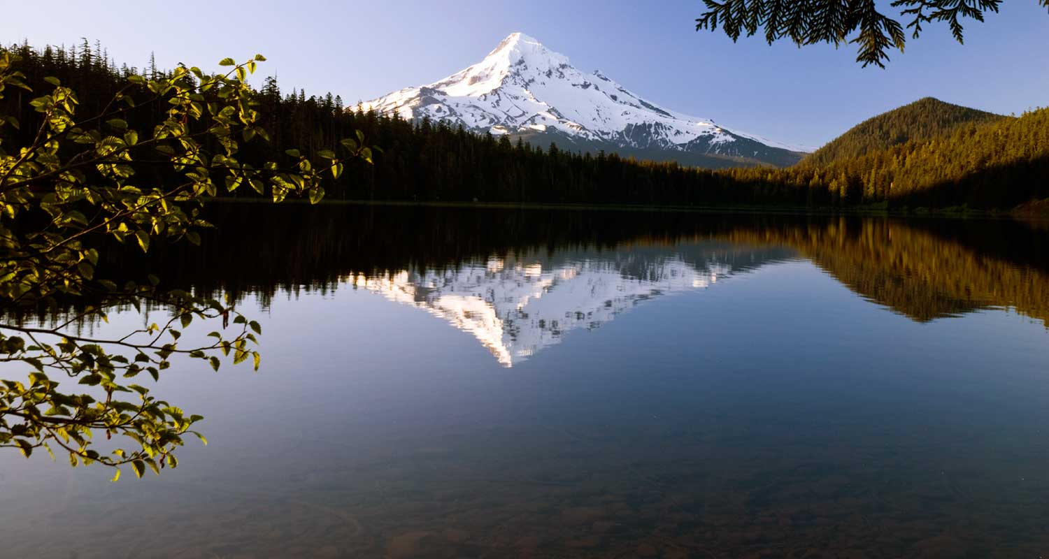 Mount Hood Oregon Camping Campgrounds RV Parks